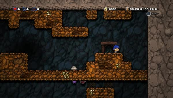 Spelunky Caged GIFs