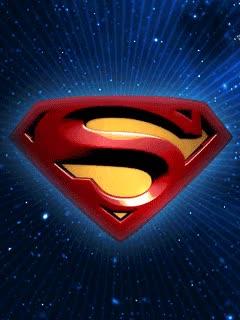 Watch and share Superman Logo GIFs on Gfycat