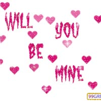 Watch and share Will You Be Mine animated stickers on Gfycat