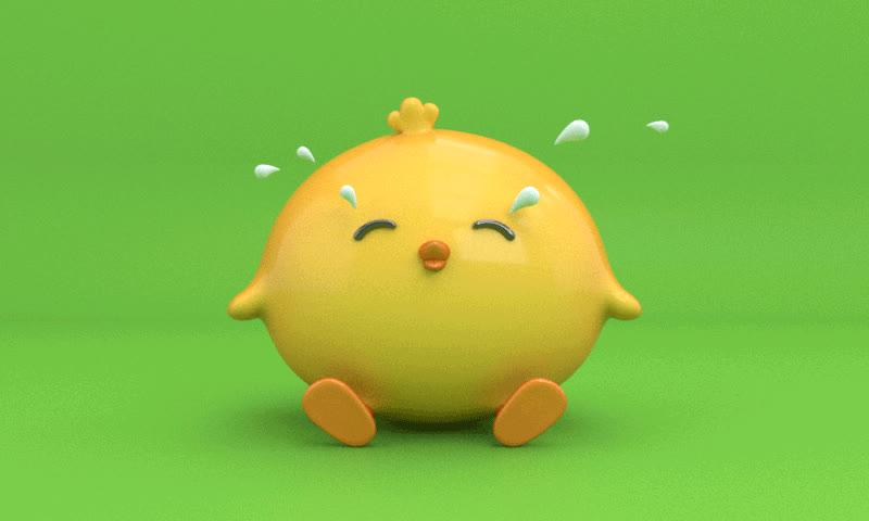 awww, chicken, cry, crying, cute, sad, sweet, Sad chicken GIFs