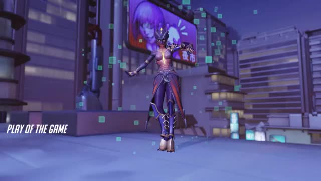Watch and share Overwatch GIFs and Potg GIFs by t3hg00se on Gfycat