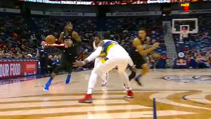 Watch Terrence Ross and Khem Birch — Orlando Magic GIF by Off-Hand (@off-hand) on Gfycat. Discover more 021219 GIFs on Gfycat