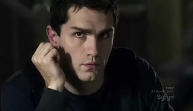 Watch and share Being Human GIFs and Sam Witwer GIFs on Gfycat