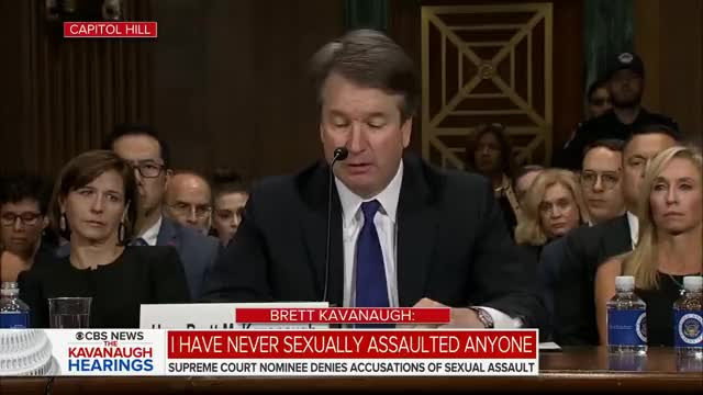 Watch and share Nomination GIFs and Kavanaugh GIFs on Gfycat