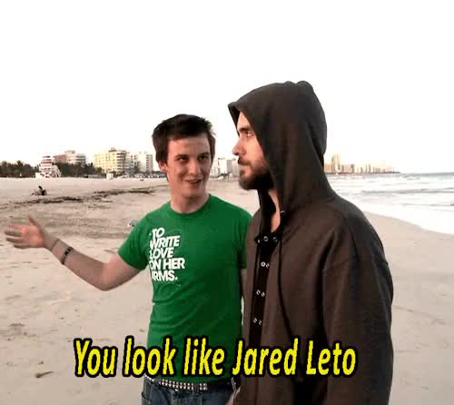 Watch me when I see a celebrity that I like GIF on Gfycat. Discover more artifact, cant believe it, crazy fans, jared leto GIFs on Gfycat