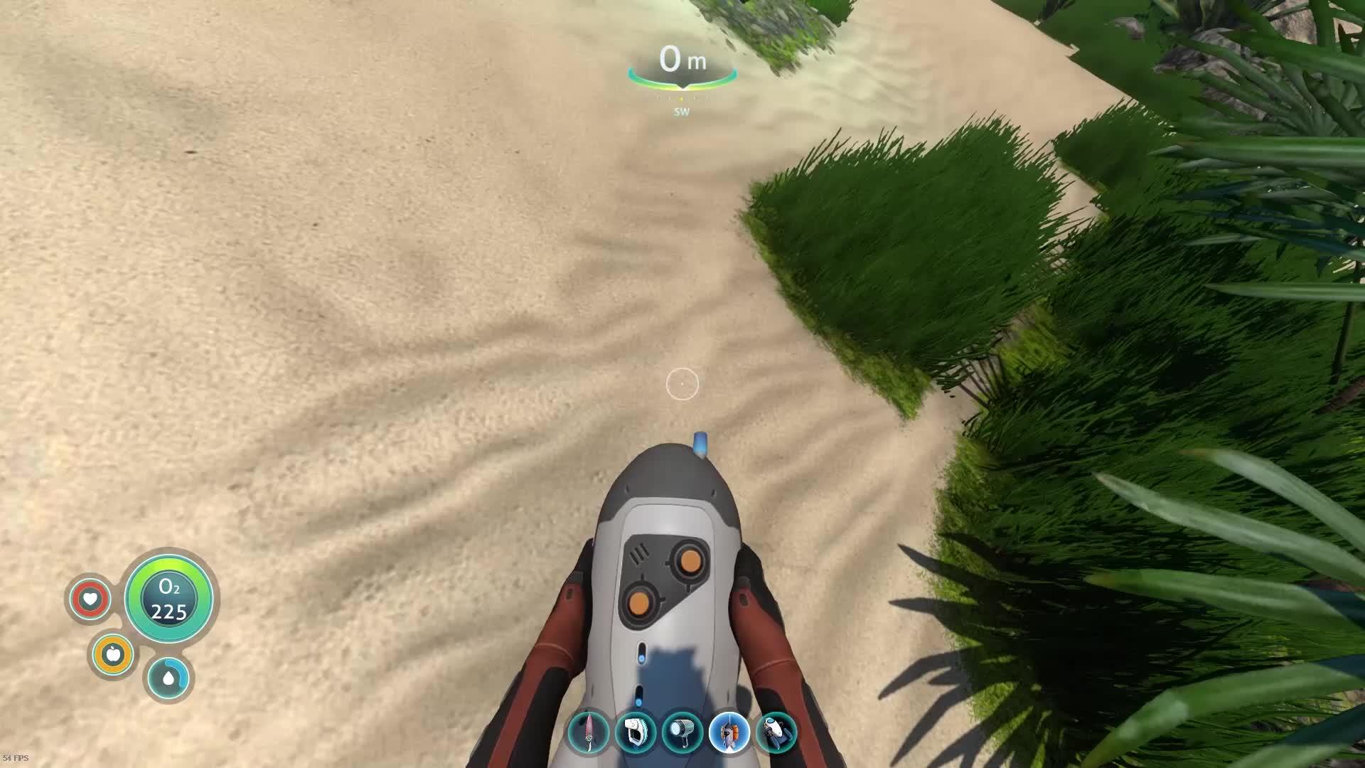 Subnautica, sea, videogame, Subnautica Beacon Propulsion GIFs