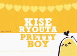 Watch and share Kuroko No Basket GIFs and Kise Ryouta GIFs on Gfycat