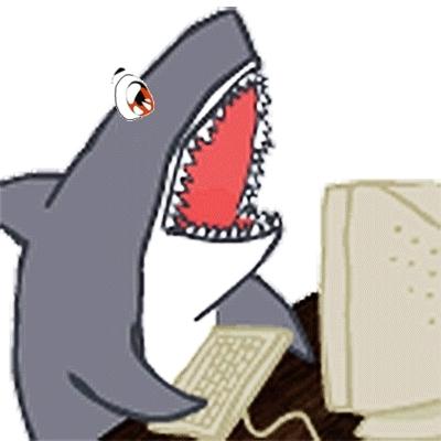 TsundereSharks, tsunderesharks, MRW I notice that my gif went viral on Reddit and Imgur (reddit) GIFs