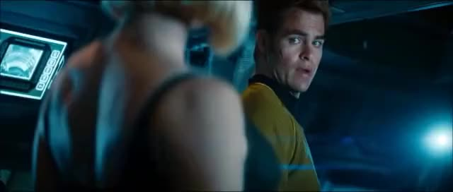 Watch and share Alice Eve GIFs and Star Trek GIFs on Gfycat