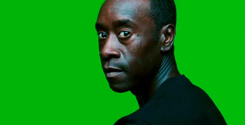 Watch and share Green Screen GIFs and Don Cheadle GIFs on Gfycat