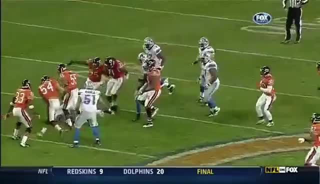 Watch Briggs Puts Jumpatron in Check GIF on Gfycat. Discover more bears, big hit, calvin johnson, decked, lance briggs, lions, megatron GIFs on Gfycat