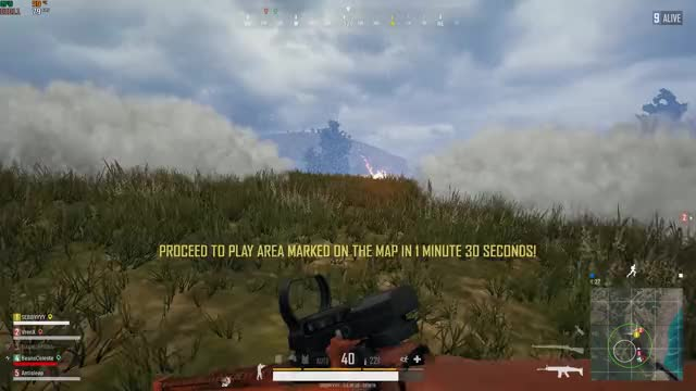Watch and share Vlc-record-2018-06-19-19h50m15s-PLAYERUNKNOWN GIFs on Gfycat