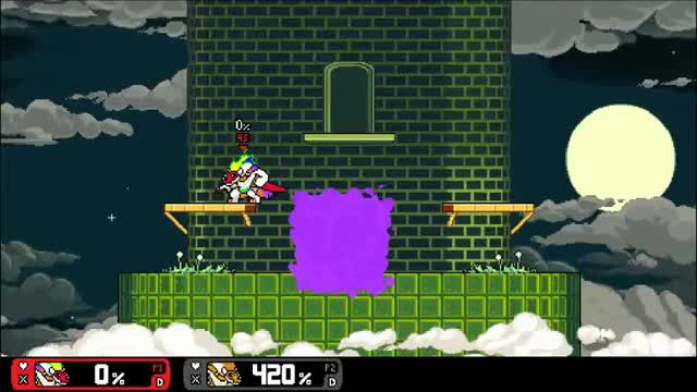 Watch and share Rivals Of Aether GIFs and Forsburn GIFs by hanabito on Gfycat