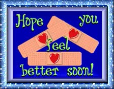 Watch and share Hope You Feel Better Soon Baby GIFs on Gfycat