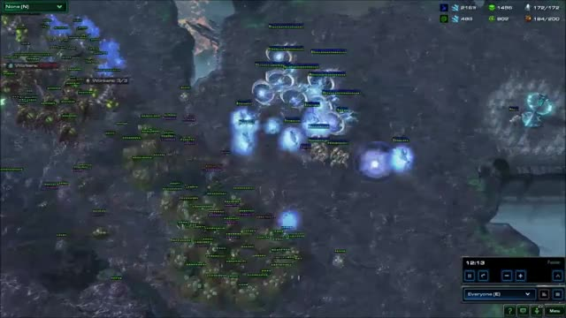 Watch and share Starcraft GIFs and Sc2 Lotv GIFs by TheSkunk on Gfycat