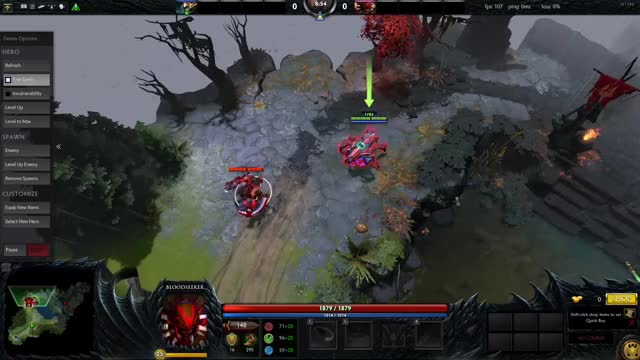 Watch and share Bloodseeker GIFs and Dota2 GIFs on Gfycat