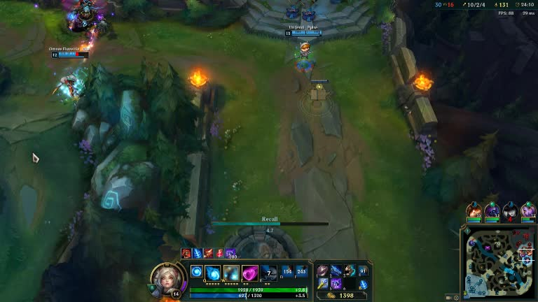 Ahri, Gaming, Kill, LeagueOfLegends, Overwolf, Win, Check out my video! LeagueOfLegends | Captured by Overwolf GIFs