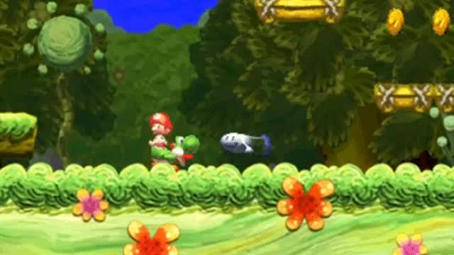 Watch Yoshi's New Island: The Kotaku Review GIF on Gfycat. Discover more related GIFs on Gfycat