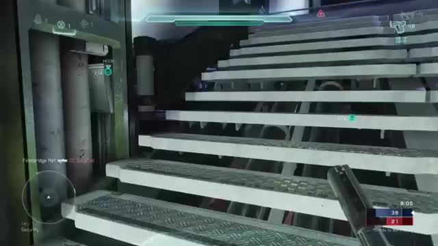 Watch Combat Evolved GIF by @bismofunyuns42 on Gfycat. Discover more Halo5, Reddit, halo GIFs on Gfycat