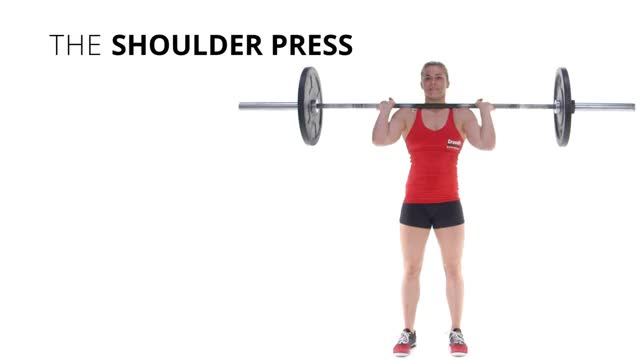 Watch and share The Shoulder Press GIFs on Gfycat