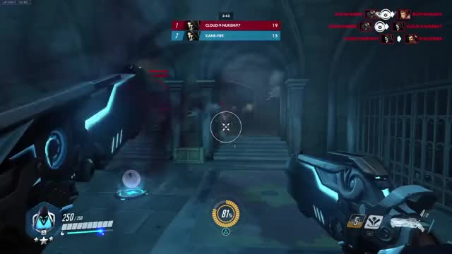 Watch PlayStation®4 7 GIF on Gfycat. Discover more overwatch GIFs on Gfycat