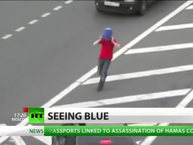 Watch and share Синие Ведерки GIFs and Russia Today GIFs by HyphenSam on Gfycat