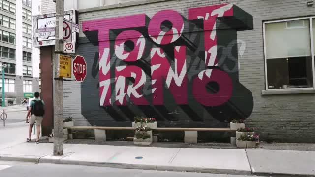 music, Shadi (@shadididi) Toronto graffiti GIFs