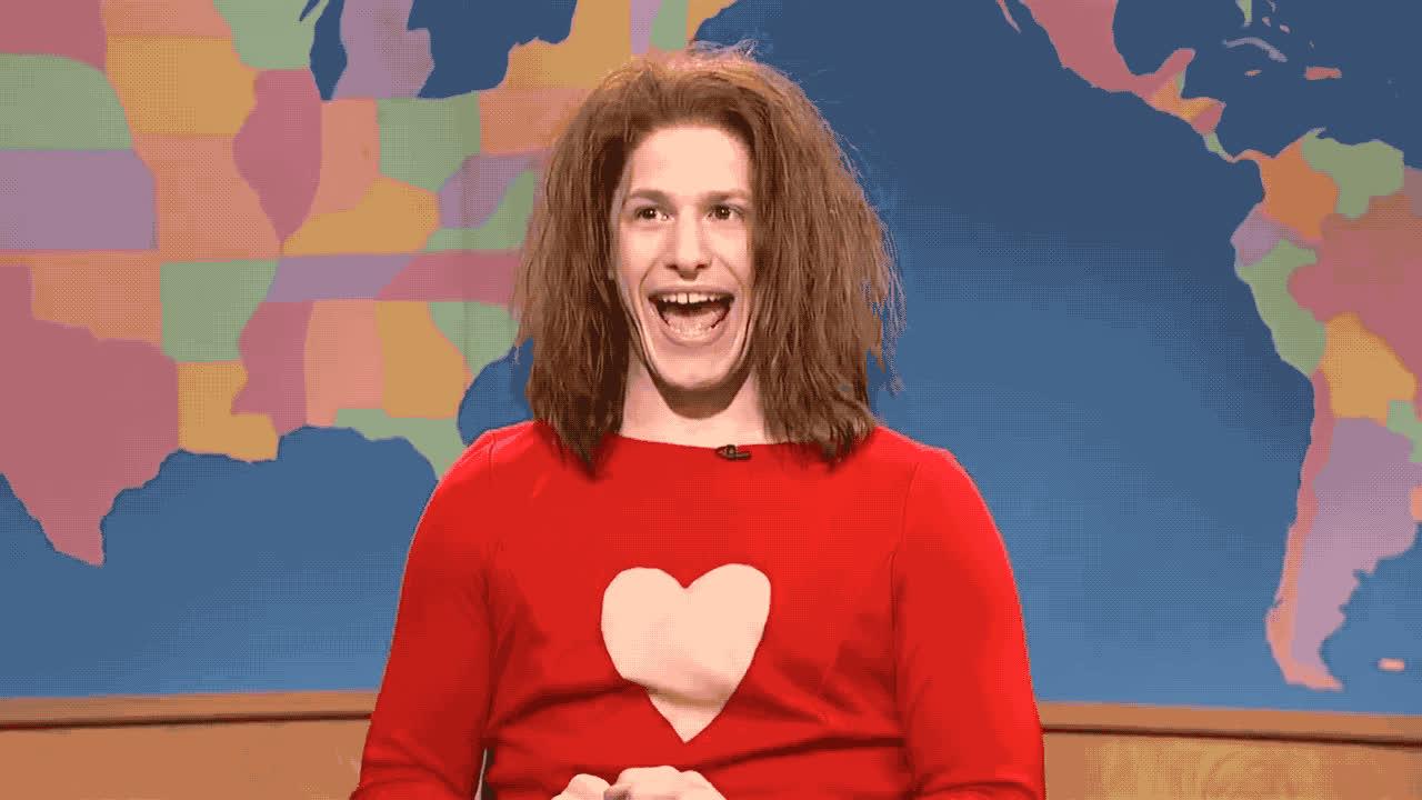 adam, cute, funny, hallo, hello, hey, hi, jessica, live, lol, night, rabbit, samberg, saturday, snl, wave, Hi there! GIFs
