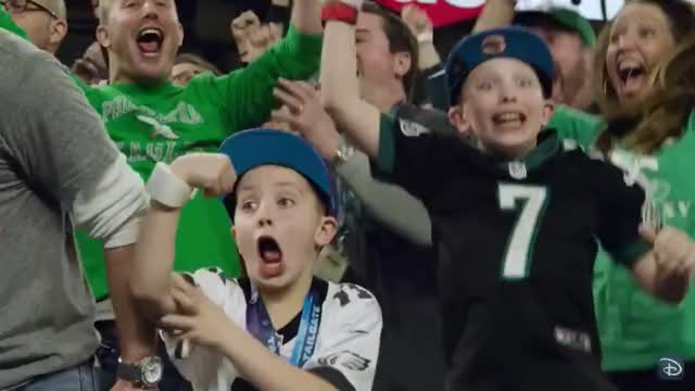 Watch this trending GIF by Julie Hansell (@hudiehans) on Gfycat. Discover more Eagles, Hutchinson, Philadelphia, superbowl GIFs on Gfycat