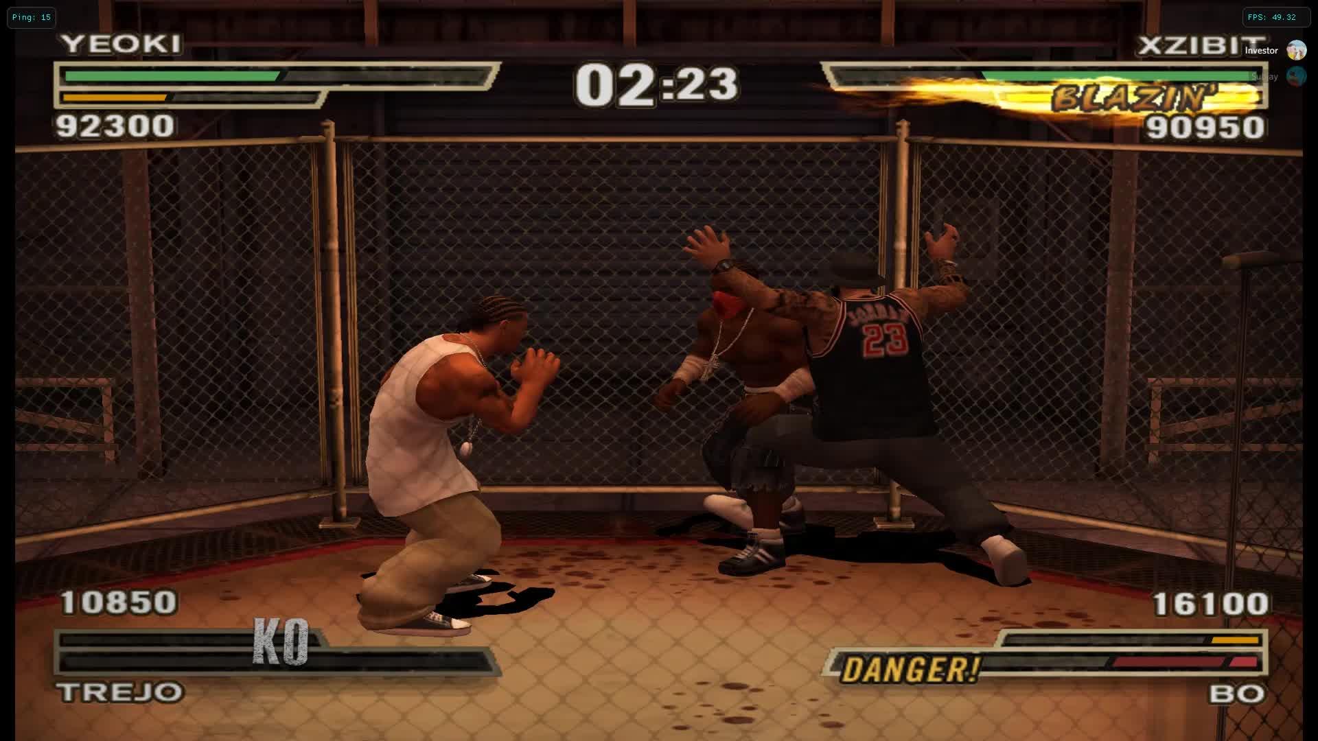 streetfighter, R.K.O. Tag Team GIFs