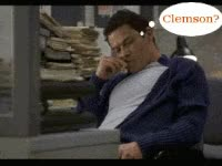 Watch and share Clemson, Hater GIFs on Gfycat