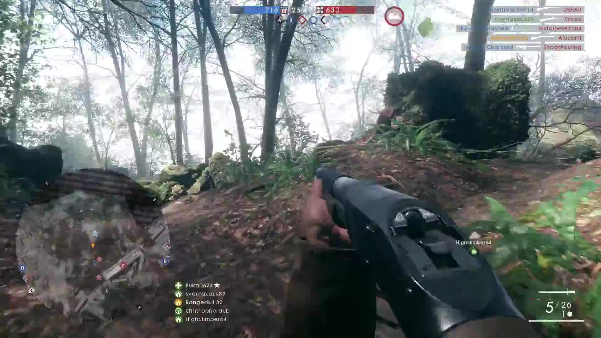 Battlefield giveth, Battlefield taketh away GIFs