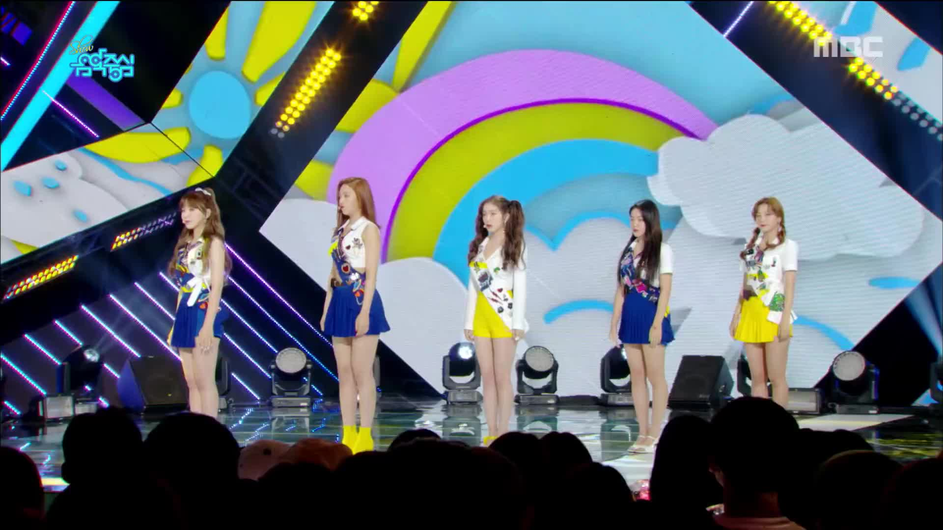 Hot Red Velvet Power Up 레드벨벳 Power Up Show Music Core