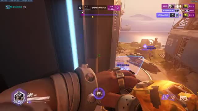 Watch s GIF by @hanbammer on Gfycat. Discover more ana, overwatch GIFs on Gfycat