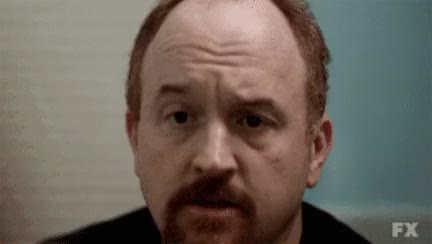 Watch and share Middlefinger GIFs and Louis Ck GIFs on Gfycat