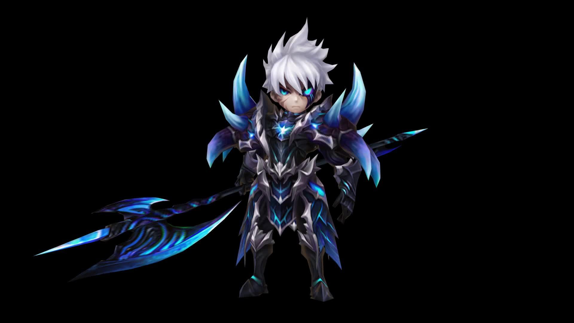 summonerswar, Dragon Knight GIFs
