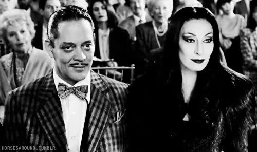 Watch and share The Addams Family GIFs and Morticia Addams GIFs on Gfycat