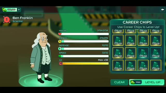 Watch Futurama WOT Upgrading Franklin to 30 GIF by @denalim on Gfycat. Discover more related GIFs on Gfycat