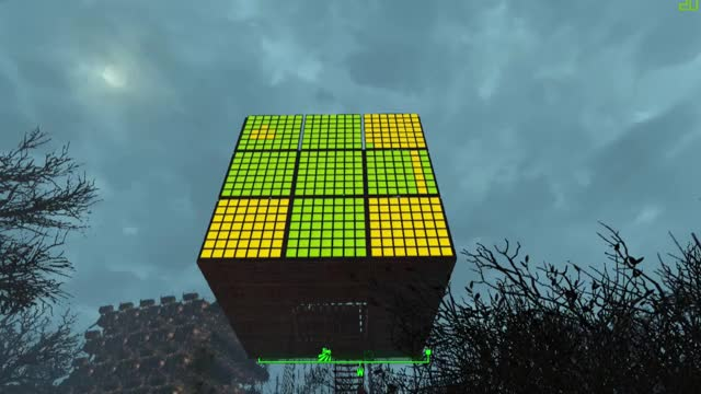 Watch and share Rubrics Cube GIFs and Fallout 4 GIFs on Gfycat