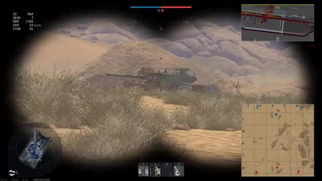 Watch and share War Thunder GIFs and Leopard 2k GIFs by v3ntore on Gfycat