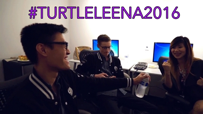 TeamSolomid, leagueoflegends, teamsolomid, Turtle Leena 2016 GIFs