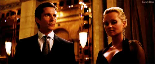 Watch this christian bale GIF on Gfycat. Discover more aaron eckhart, batman, batman trilogy, beatrice rosen, bruce wayne, brucetdk, christian bale, christopher nolan, harvey dent, harveydenttdk, maggie gyllenhaal, natascha patrenko, nolanverse, rachel dawes, racheltdk, tdk, tdk trilogy, the dark knight, two face GIFs on Gfycat
