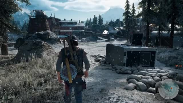 Watch and share Days Gone 7 GIFs by SmolBoi on Gfycat