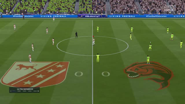 Watch and share FIFA 20 2020.05.10 - 00.08.37.03.DVR GIFs on Gfycat