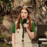 Watch and share Saturday Night Live GIFs and Anna Kendrick GIFs on Gfycat