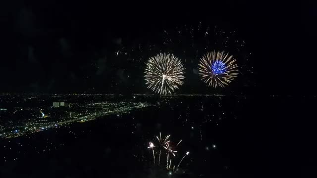Watch and share Nightflying GIFs and Fireworks GIFs on Gfycat
