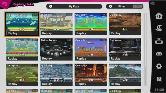 Watch Smash Ultimate v2.0 replays GIF on Gfycat. Discover more Gaming, Salterfall [formerly HayatoZeT], bros, elite smash, lucario, quickplay, rosalina, smash, ultimate, zelda GIFs on Gfycat
