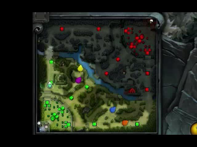 dota2, gaming, Pro play at hand GIFs