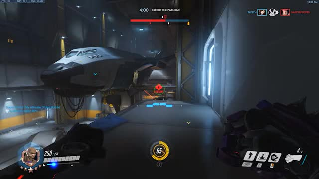 Watch and share Overwatch GIFs and Doomfist GIFs by tolbot.exe on Gfycat