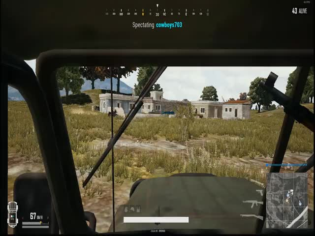 Watch and share Vlc-record-2018-01-27-21h09m07s-PLAYERUNKNOWN 1 GIFs on Gfycat